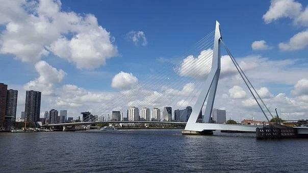 19 oktober,jaarlijkse busreis naar Rotterdam